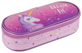 <b>Berlingo Пенал</b>-футляр Dream Unicorn (PM04628) — <b>Пеналы</b> ...