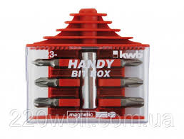 <b>Набор Бит KWB</b> Handy Bit-Box PH/ <b>PZ</b> 7 Шт. — в Категории ...