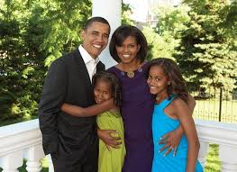 Image result for barack obama family