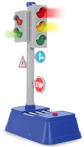 <b>Dickie Toys Игровой набор</b> Светофор City Traffic 3741001, цвет ...