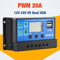 <b>PWM</b> Solar Controller