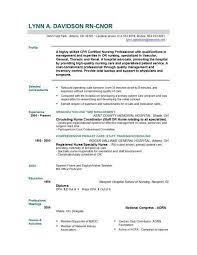 entry level registered nurse resume template sample entry level nurse resume