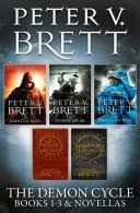 The Demon Cycle Books 1-3 and Novellas: The <b>Painted Man</b>, The ...
