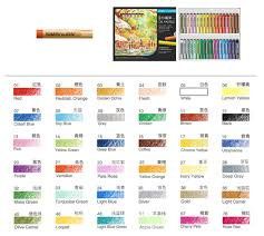 36colorsset taiwan simbalion professional oil pastel set art drawing set for office and school supplies art drawing office