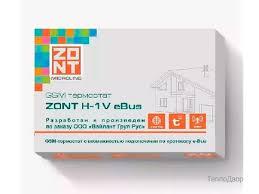 <b>ZONT</b> H-1V <b>eBus</b> - модуль дистанционного управления