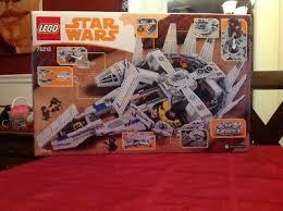 LEGO <b>Star Wars</b> 75212 Kessel Run Millennium Falcon <b>New</b> ...