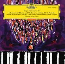 <b>RACHMANINOV</b> Piano Concerto No. 2 /<b>Richter</b>,Wislocki - Download ...