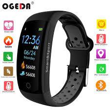 OGEDA Fitness Luxury Smart <b>Watch</b> IP68 Waterproof Sport for ...