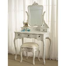 large antique white bedroom sets charming makeup table mirror