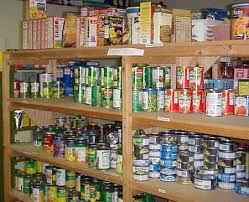 Image result for free images of food storage pantry