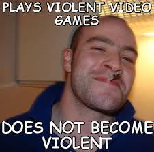 Violent Video Games: World War V via Relatably.com