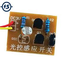 Electronic <b>DIY</b> Kit <b>5pcs</b>/lot Light Control Sensor Switch ...