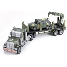 <b>Радиоуправляемый грузовик</b>-<b>трейлер</b> + джип CityTruck 1:24 - 552 ...