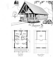 Cabin floor plans  Small cabins and Floor plans on Pinterest