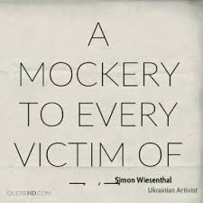 Simon Wiesenthal Quotes. QuotesGram