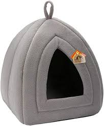 Hollypet Self-Warming 2 in 1 Foldable Comfortable ... - Amazon.com