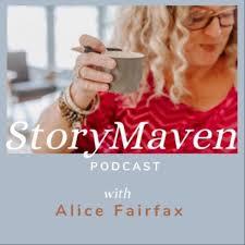 StoryMaven Podcast with Alice Fairfax