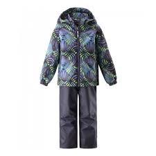 <b>Комплект</b> (<b>куртка</b>, <b>брюки</b>) LASSIE 723702 для мальчика, цвет ...
