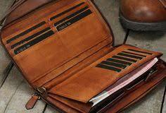 Handmade <b>long wallet</b> leather men <b>phone zip clutch</b> vintage <b>wallet</b> ...