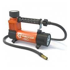 Автомобильный <b>компрессор АГРЕССОР AGR-30L</b> — купить в ...