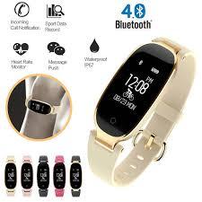 <b>Tourya</b> S3 Bluetooth <b>Waterproof Smart</b> Watch Fashion Women ...