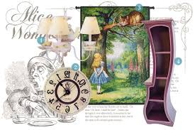 fairytale furniture alice in wonderland inspired furniture