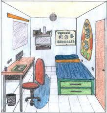 Resultado de imagen de dibujo de habitacion