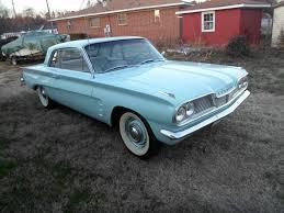 1962 Pontiac Tempest 1962 Pontiac Tempest Lemans Buick 215 Aluminum V8 Classic