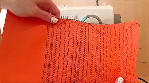 Строчки на <b>швейной машинке Чайка</b> (модели 715, 735, 750 ...