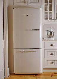 retro kitchen appliances white wooden cabinets