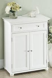 ideas bathroom floor cabinets