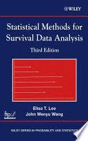 <b>Statistical</b> Methods for Survival Data Analysis - <b>Elisa T</b>. <b>Lee</b>, John ...