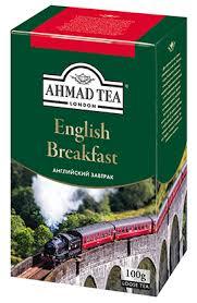 Английский Завтрак - AhmadTea