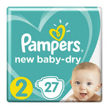 Купить <b>Pampers Подгузники NEW</b> Baby-Dry Mini (4-8 кг) высокого ...
