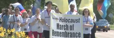 Image result for Holocaust march of remembrance houston