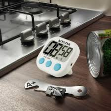 large lcd display digital kitchen cooking timer kootek digital kitchen timer  pack cooking timer clock with loud alarm