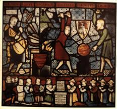 eleanor courtemanche on the publication of fabian essays in figure 3 the fabian window was designed by george bernard shaw in 1910 as a commemoration of the fabian society and shows fellow society members sidney