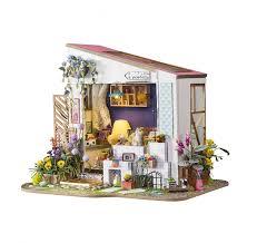 Румбокс DIY <b>HOUSE</b> DG108 Летняя веранда - Агрономоff