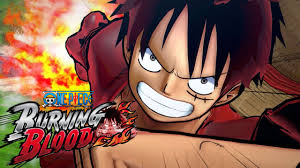 <b>One Piece Meets</b> Real Life in Latest Burning Blood Trailer - Push ...