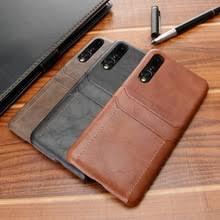 Винтажный кожаный <b>чехол X-Level для</b> Huawei P20/P20 Pro ...