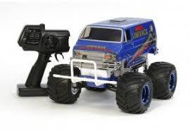 <b>Радиоуправляемая</b> модель Монстра <b>Tamiya XB</b> Lunch Box 2WD ...
