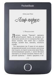 Купить <b>Электронная книга POCKETBOOK 614</b> Plus, черный в ...