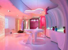 amazing futuristic home interior design by karim rashid amazing interior design