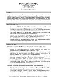 Resume help personal profile   Nursing resume writing service
