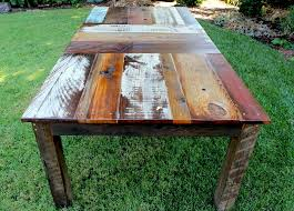 dining table the alternative consumer reclaimed wood dining table diy solid brown reclaimed wood dining affordable reclaimed wood furniture