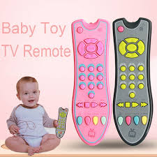 Baby Toy Music <b>Mobile Phone</b> TV <b>Remote Control Car</b> Key Early ...