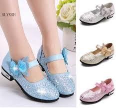 <b>SLYXSH</b> hot 2020 <b>Children</b> Princess Leather Shoes Girls ...