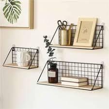 <b>Estante</b> de pared baffet <b>estante</b> de madera de hierro para cocina ...