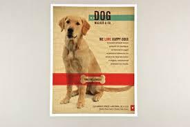 Friendly Dog Walking Flyer Template | Inkd Friendly Dog Walking Flyer Template Medium_87a468800d14012c63280016cbab2572