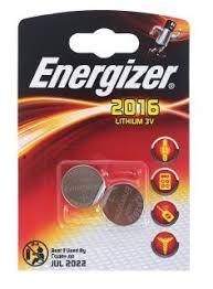 Купить <b>Батарейка Energizer Lithium CR2016</b> 2 шт, недорого в в ...